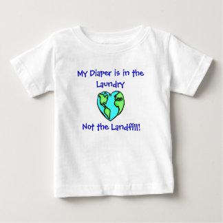 Blöjatvätt W/Back T-shirt