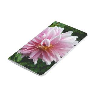 Blom- anteckningsbok anteckningsbok