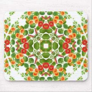 Blom- art nouveau Mousepad Musmatta