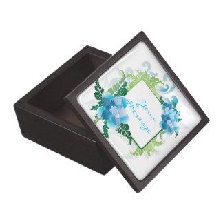 Blom- boxas den högvärdiga gåvan för ram 3 premie presentförpackningar