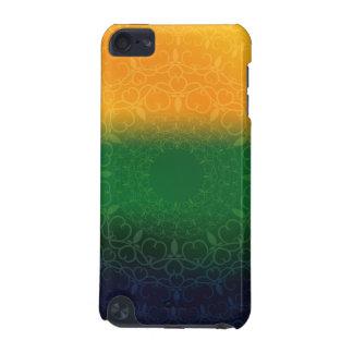 Blom- Brasilien design iPod Touch 5G Fodral