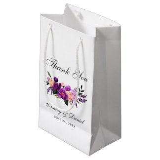 Blom- bröllop för ultraviolett purpurfärgad
