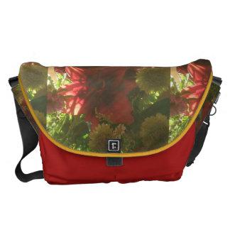 Blom- bukett kurir väskor