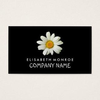 Blom- daisy visitkort