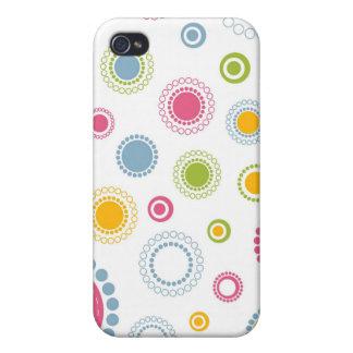 Blom- dekor mig iPhone 4 cases