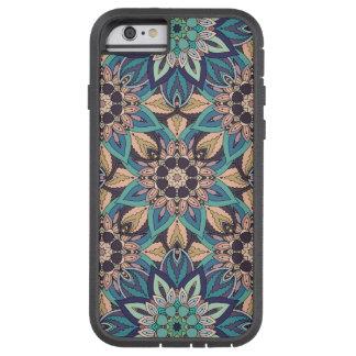 Blom- design för mandalaabstraktmönster tough xtreme iPhone 6 case