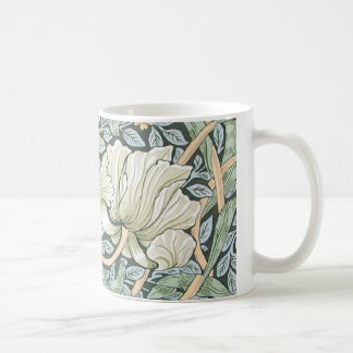 Blom- design för William Morris Pimpernel Kaffemugg