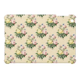 Blom- fodral för ipad för mönster för iPad mini skal