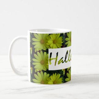 Blom- grafiska Hallejuah Kaffemugg