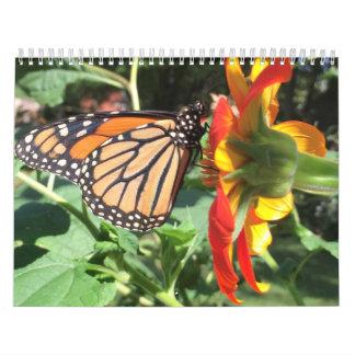 blom- kalender