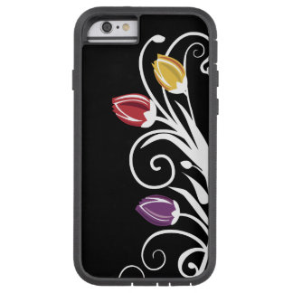 Blom- krusidull för damer tough xtreme iPhone 6 case