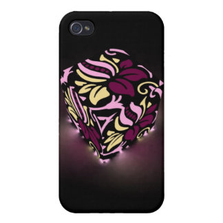 Blom- kub iPhone 4 cover