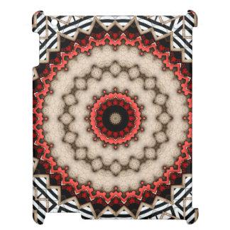 Blom- Mandala för Kaleidoscope i Slovenien: Ed. iPad Fodral