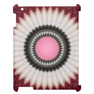 Blom- Mandala för Kaleidoscope i Slovenien: Ed. iPad Skal