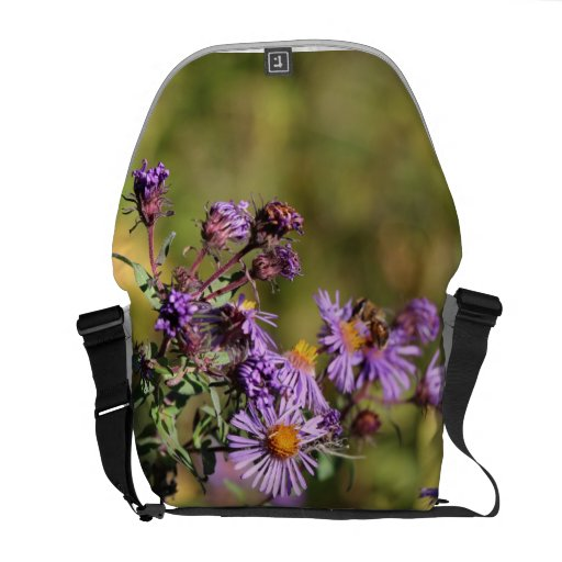 Blom- messenger bag