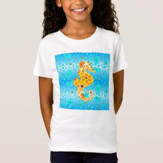 Blom- SeahorseT-tröja Tshirts