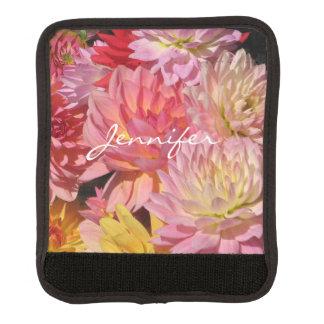 Blom- sjal för handtag för bagage för