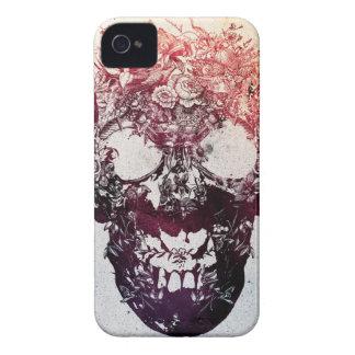 Blom- skalle iPhone 4 cases