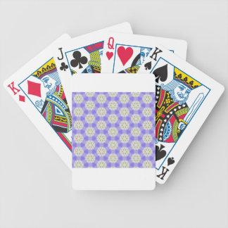 Blom- snöflingor 1 spelkort