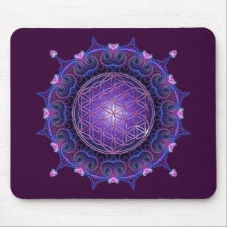 BLOMMA AV LIV/Blume des Lebens - Mandala mig Musmatta