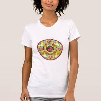 blomma av medkänsla t-shirt