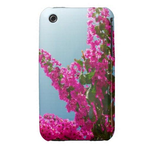 Blomma bougainvillea iPhone 3 Case-Mate skydd