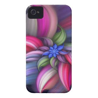 blomma Case-Mate iPhone 4 skal