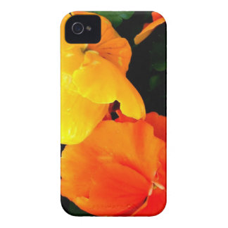 Blomma Case-Mate iPhone 4 Skydd