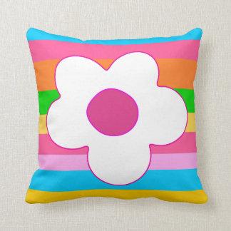 blomma flicka rum, barnrum kudde