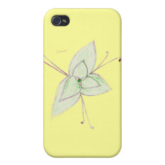 blomma iPhone 4 fodral