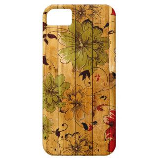 Blomma iphone case för fodral för iPhone 6 den iPhone 5 Case-Mate Skydd
