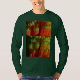 Blomma KNOPPAR: Kaktusvild:  Hälsningar Goodluck T Shirts