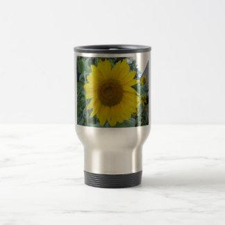 Blomma solros resemugg