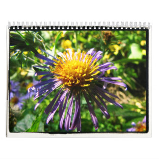Blommaälskarekalender Kalender