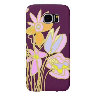 Blommabukett Galaxy S5 Fodral