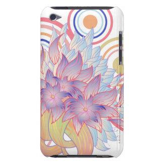 Blommadesigner iPod Case-Mate Cases