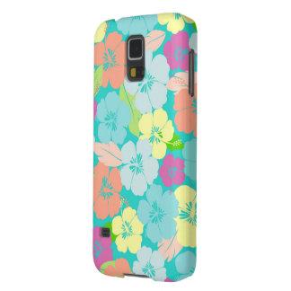 Blommafodral för galax S5 Galaxy S5 Fodral