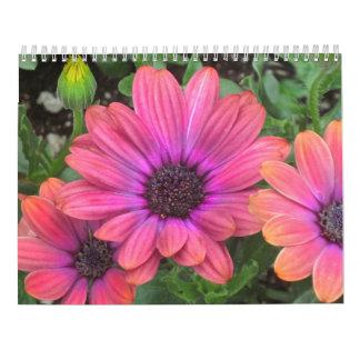 Blommakalender Kalender