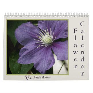 Blommakalender v.2 kalender