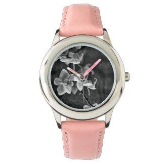 Blommaklocka Armbandsur