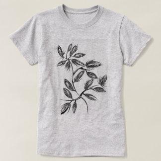 BlommaknoppT-tröja Tröja