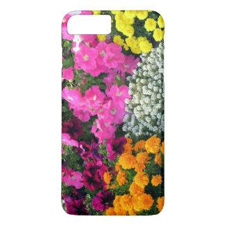 Blomman mattar plus för iPhone 7, knappt där