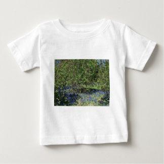 Blomman och naturen landskap tee shirts