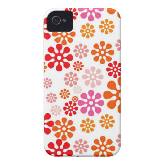 Blommaparad Case-Mate iPhone 4 Skydd
