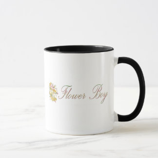 Blommapojkemugg