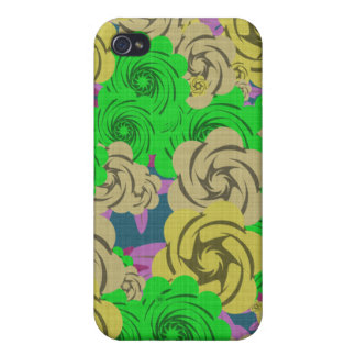 BLOMMAPUFFS iPhone 4 CASES