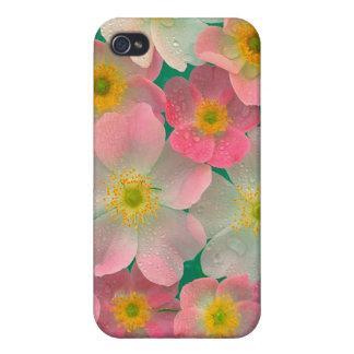 Blommar ditt Speckfodral iPhone 4 Hud