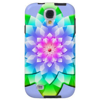 BlommarMandala Galaxy S4 Fodral