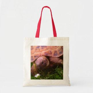 Blommasköldpadda Tygkasse