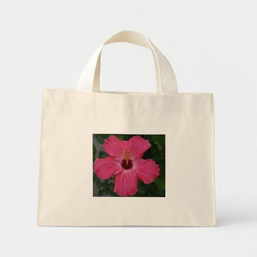 Blommatotot hänger lös tote bags